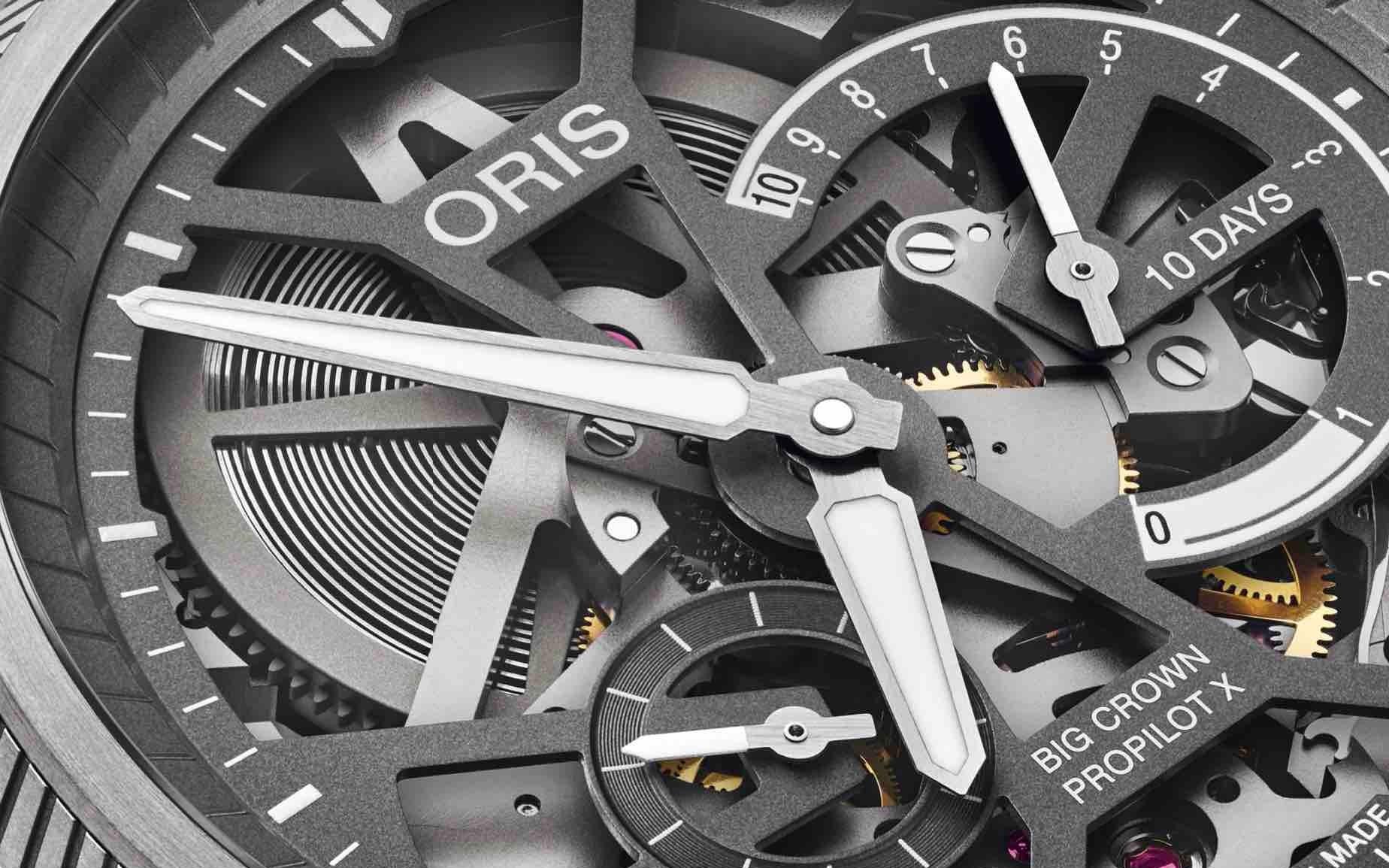 Câu chuyện về nhà chế tác đồng hồ hiện đại Oris